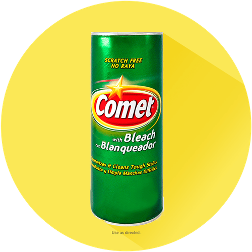 Comet® Bleach Powder Cleaner
