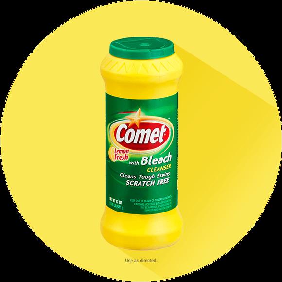 Comet Non Abrasive Bathroom Cleaner My Web Value